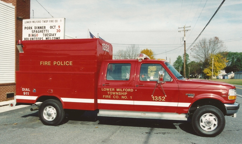 Fire Police 1352